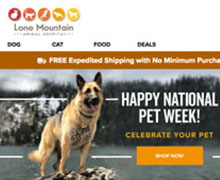 Shop now with Lone mountain animal hospital on Vets First Choice