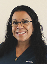 Michelle was a receptionist for Lone Mountain Animal Hospital from 1999 to 2003, when she decided to work on her growing family.