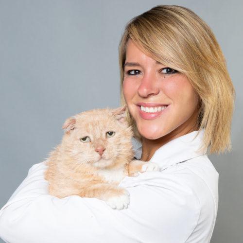 Jessica Quellhorst, D.V.M.